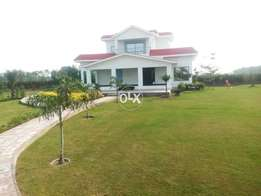 1-acre Luxury Farm House is available at Barki road
