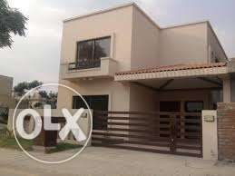 Da 10Marla upper portion with servan for rent in bahria town ph2