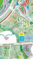 Bahria Town Karachi 125 yards residencial plot precicnt 27 for sale