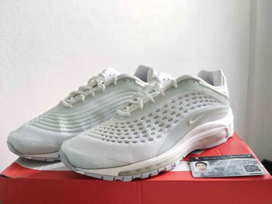 timeless design 8b5f4 7501b Nike Air Max Deluxe Pure Platinum not boost nmd jordan kobe vans ...