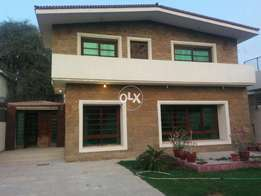 500 Yards renovated furnished Banglow rent in DHA ph 2 central street