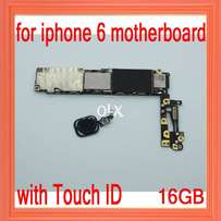 Iphone 6 Motherboard with Touch ID 16GB