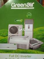 2 month use green air air conditioning of 1 ton