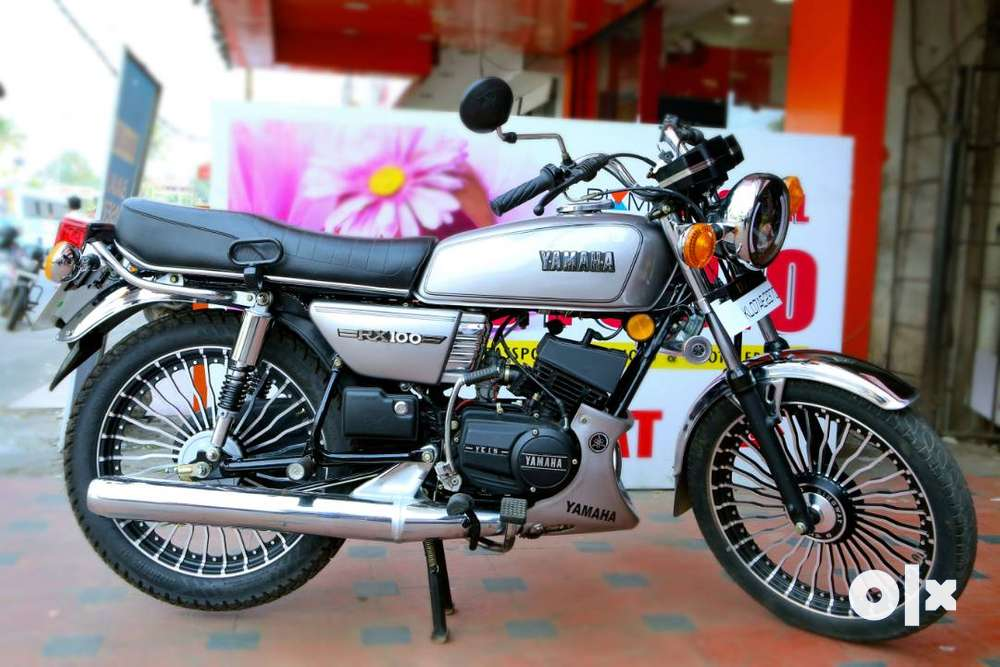 By Photo Congress || Yamaha Rx 100 Olx