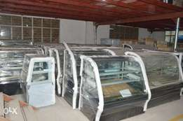 Display Imported bakery chillers and Refrigerator NEW