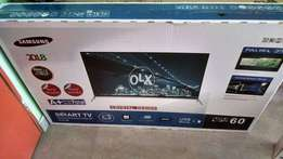 60inch SAMSUNG smart new model led tv