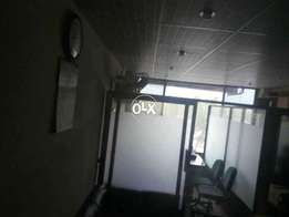 Blue area office mezzanine floor Jinnah avenue