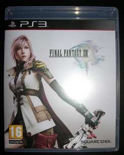 Kaset PS3 BD Ori - Final Fantasy 13 XIII