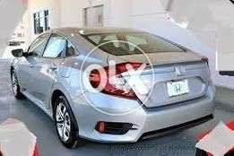 Honda Civic Oriel 2018 Unregistered delivery from Honda showroom