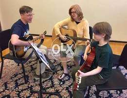 Guitar Classes available / Home Tutions Also Available