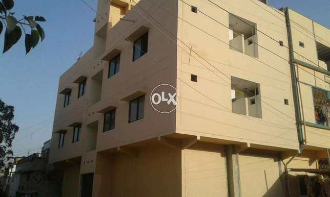 60 Square Yard 2 Room  Portion North Town Towers Surjani town  karachi