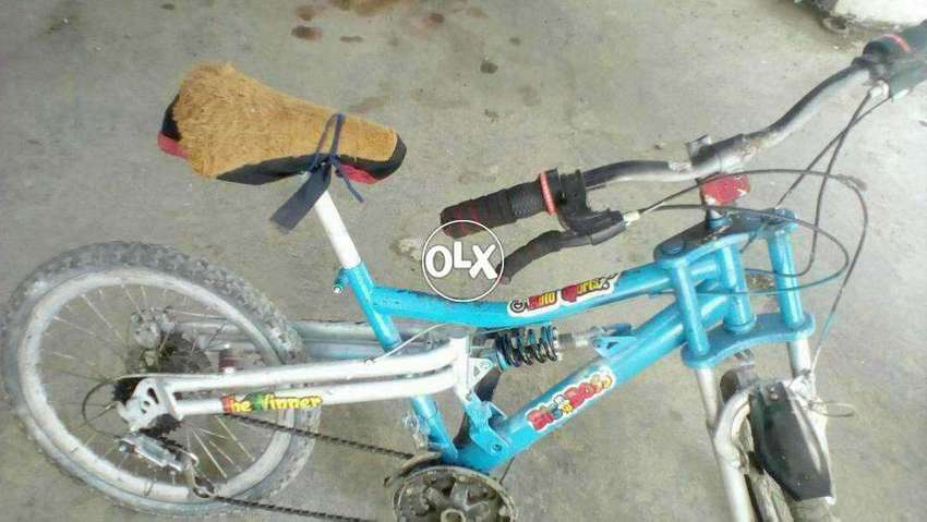 Cycle Available Double Jumper And Double Gair Kids Bikes