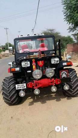 ModifieD Jeep's ready on order base rin new