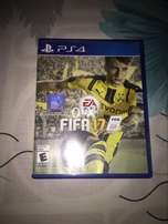 Fifa 17 PS4 game mint condition