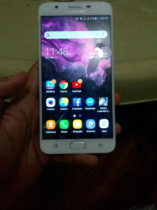 Galaxy J7 Prime 32gb Rose gold ...