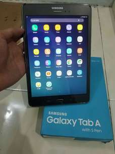 Samsung Tab S With S Pen Layar 8inc jrngn LTE