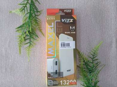 Power Bank Vizz Maxel 13200Mah