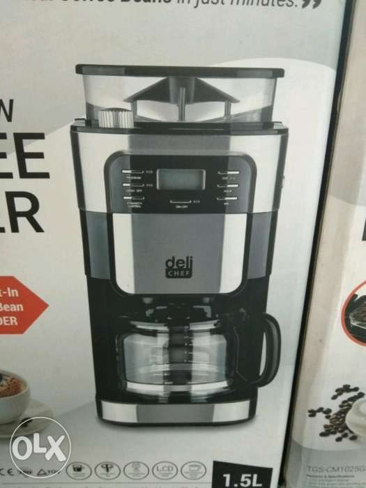 Grind And Brew Coffee Maker In Santa Rosa City Laguna Olxph