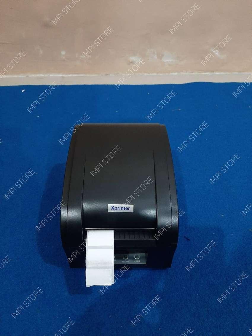 Printer Cetak Label Barcode Support Semua Program Kasir Toko Butik Peralatan Kantor 802203921