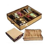 Shoes Organizer - Brown