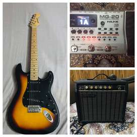 Electric Guitars - Musical Instruments for sale in Faisalabad | OLX.com.pk