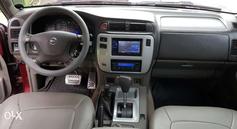 2007 Nissan Patrol matic 4x4 diesel in Quezon City, Metro ...