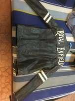 Original Leather Royal Enfield Jacket