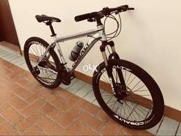 Brand New Cobalt MTB Bicycle Indonasian Shimano Gear