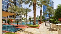 Partial Sea View 3 Bed In Coral Tower Emaar Crescent Bay Amazing Price