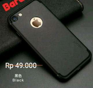 Tpu/softcase Cross Black Model Slim