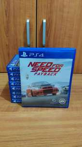 BD Need For Speed Payback PS4