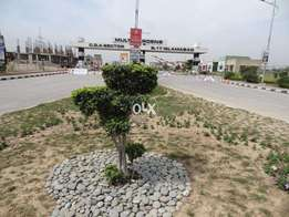 Multi Gardens Islamabad 40 x 80 Plot Available For Sale in Block B