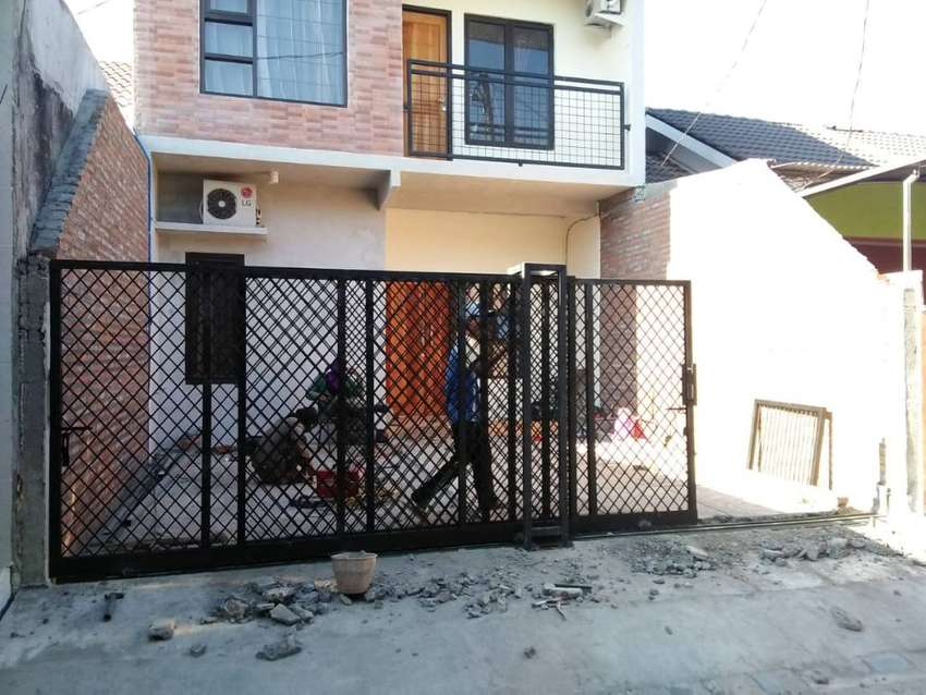 Pagar Industrial By DJ3 Engineer - Konstruksi Dan Taman - 767818505