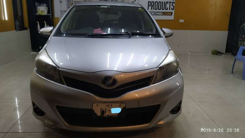 Toyota For Sale By Owner >> Toyota Vitz 2011 1st Owner 1 Hand Driven Urgent Sale No Brokers