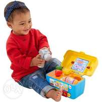 Fisher-Price Laugh & Learn Smart Stages toolbox CGV12-