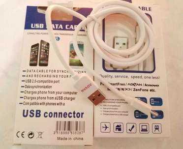 kabel data murah. usb advan