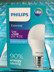 lampu led philips wemat dayah