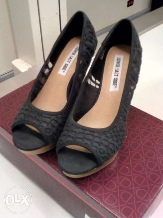5d4b053cc Payless Lower East Side Lace Wedge in Pasig