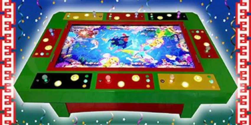 Dijual Fish Hunter Atau Mesin Tembak Ikan Untuk 8 Orang Game Arcade Perlengkapan Usaha 771812899