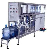 Mineral water Plant & filling machine