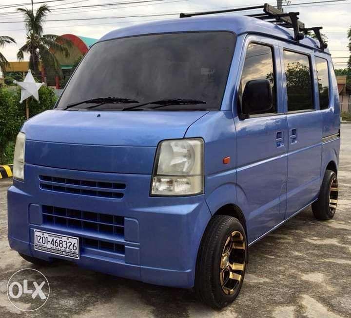 3d5fd3b87c Japan Surplus Suzuki Every Transformer Multicab Minivan DA64V in ...