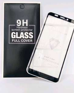 tempered glass full oppo redmi iphone vivo