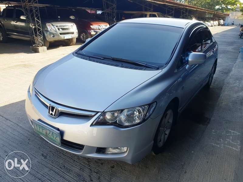 Flawless Condition 61t Kms Mileage 2007 Honda Civic Fd 1 8s At