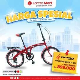 Sepeda Lipat Jual Sepeda & Aksesoris Terlengkap di