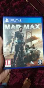 BD kaset PS4 Mad Max