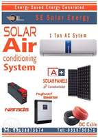Solar Energy Systems | Solar Air conditioning system | Prices RWP