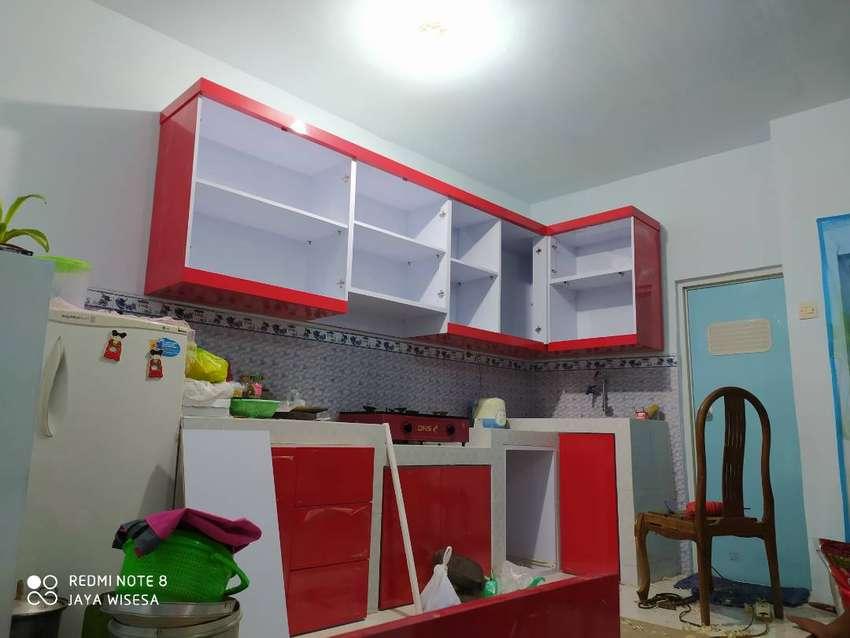 Interior Kitchen Set Mini Bar Minimalis Mebel 773565545