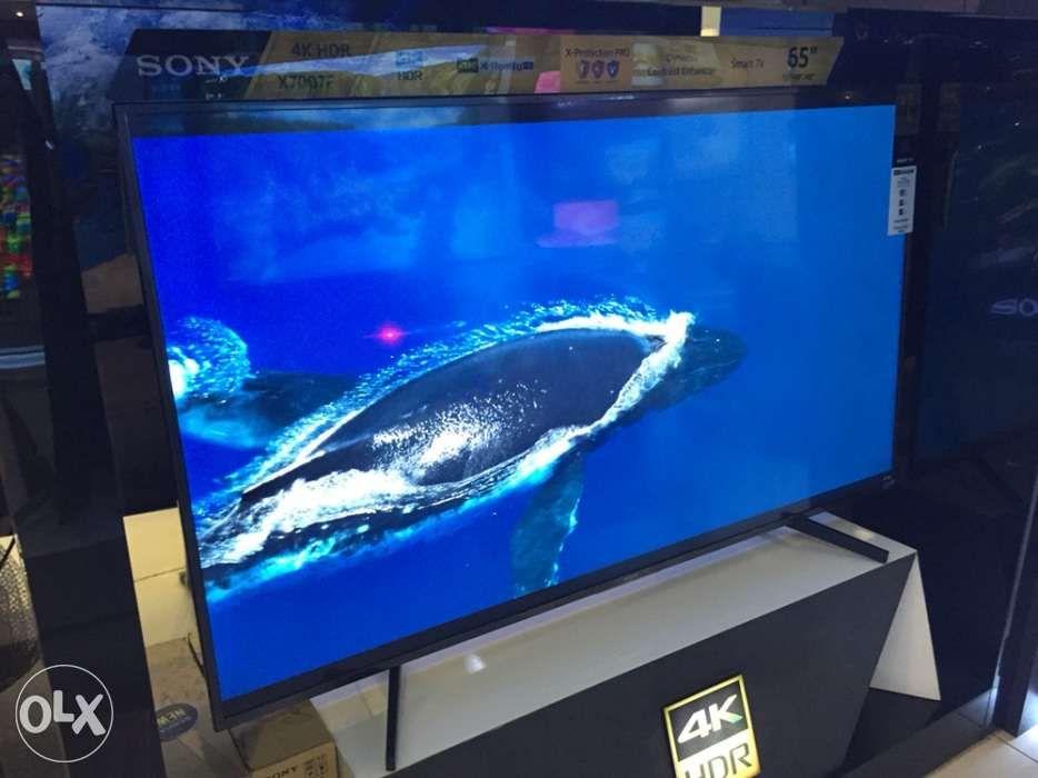Brand New Sony Uhd 4k Smart Tv Kd43x7007f Kd55x7007f Kd65x7007f In