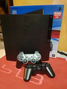 ps3 slim 320 gb full game ofw 320 murah dan bergaransi