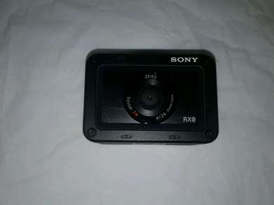 Action Camera Sony RX0